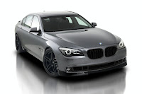 Vorsteiner BMW 7 Series Pack 4 Vorsteiner Does the New BMW 7 Series