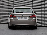2011 BMW 5 Series Touring 4 2011 BMW 5 Series Touring photos, pictures, reviews