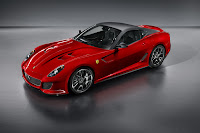 Ferrari 599 GTO 1 New Ferrari 599 GTO: Maranellos Fastest Ever Road Going Model