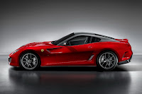 Ferrari 599 GTO 4 New Ferrari 599 GTO: Maranellos Fastest Ever Road Going Model
