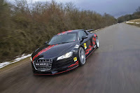 MTM Audi R8 RWD 406 MTM Rolls Out Audi R8 GT3 2 with RWD and 560 Ponies Photos