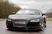 MTM Audi R8 RWD 407 MTM Rolls Out Audi R8 GT3 2 with RWD and 560 Ponies Photos