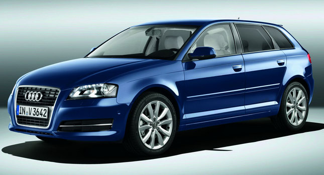 audi a3 2011 blogspotcom. Minor Tweaks for 2011 Audi A3
