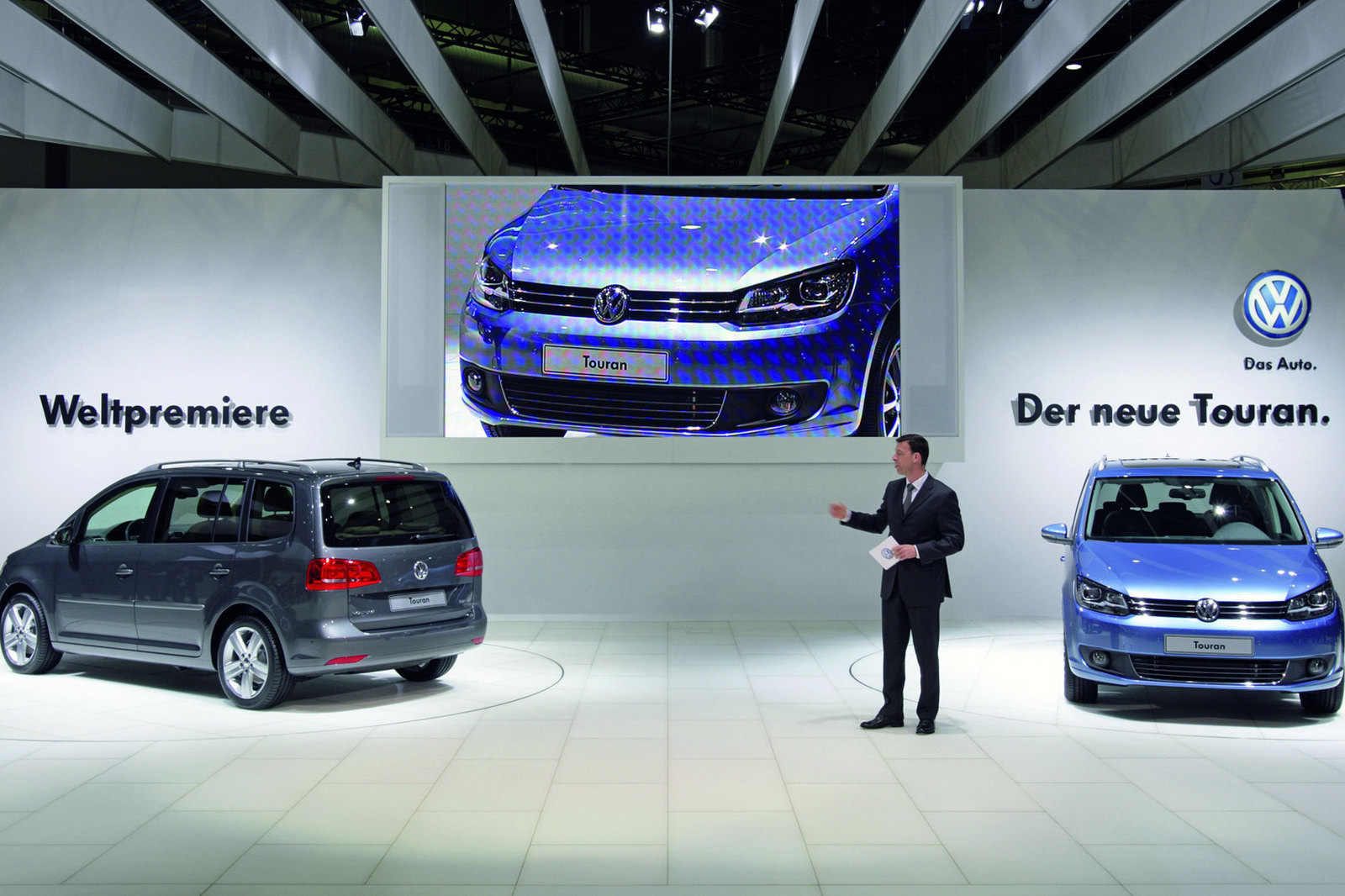 , the Volkswagen Touran 7-seater MPV has yet again been facelifted