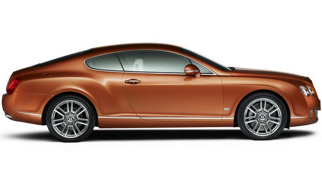 Bentley Continental GT China 001 Bentley to Launch Special edition Continental Models for China at Beijing Motor Show