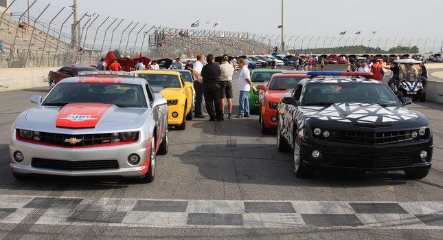 Camaro Fest 001 Camaro5Fest: Largest Gathering of 2010 Camaro Owners