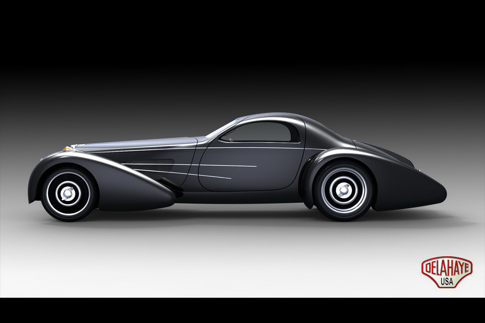 Pebble beach preview delahaye bella fugura bugnotti 57s for Modern photography for sale