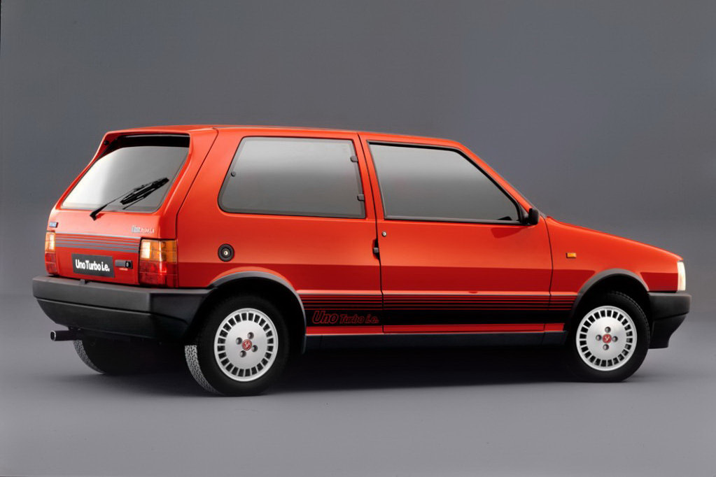 2011 Fiat Uno: First Official Photos of New Italian Supermini