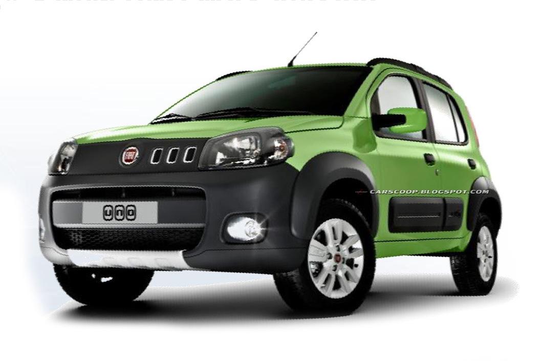 Carscoops : Fiat Uno posts