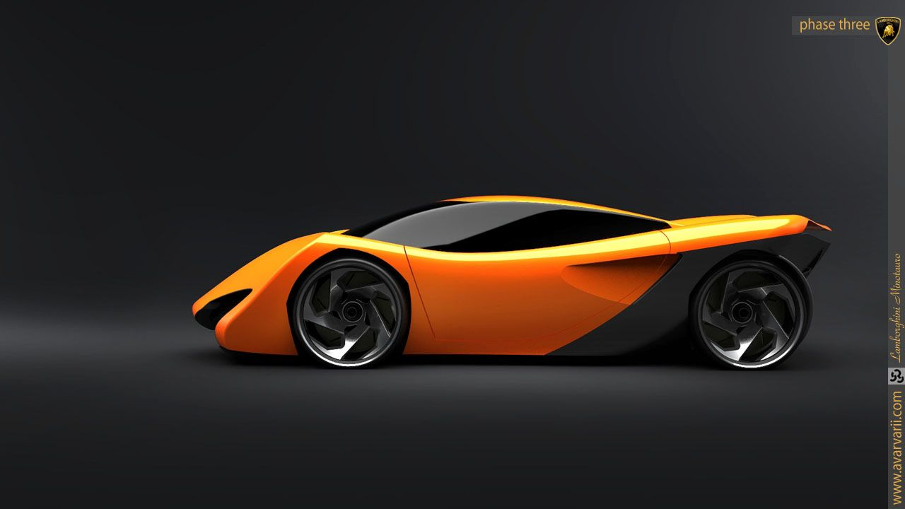 The Car 2020 Lamborghini Minotauro Design Concept Yes