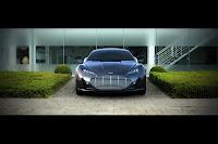 Aston Martin Gauntlet Concept by Ugur Sahin 3 Aston Martin Gauntlet Design Concept by Ugur Sahin