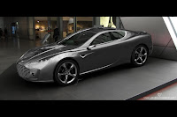 Aston Martin Gauntlet Concept by Ugur Sahin 4 Aston Martin Gauntlet Design Concept by Ugur Sahin