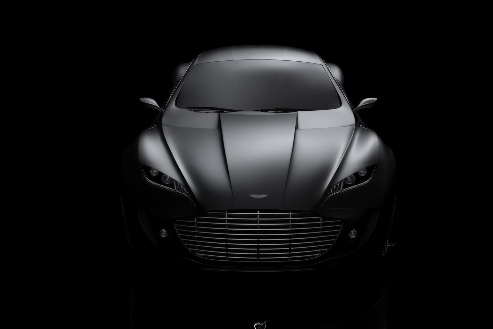 Aston Martin Gauntlet Concept NewCelicaorg Forum - Aston martin headlights