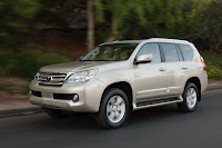 2010 Lexus GX 460 013 Consumer Reports Labels 2010 Lexus GX 460 as a Safety Risk