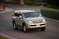2010 Lexus GX 460 019 Consumer Reports Labels 2010 Lexus GX 460 as a Safety Risk