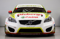 Volvo C30 Racer STCC 6 Volvo Unleashes New C30 STCC Racer [with Video]