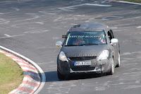 2011 Suzuki Swift 6 New 2011 Suzuki Swift Snagged on Film Could Debut in Paris This Year Photos Videos