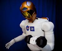 NASA GM Robonaut 02 GM Teams up with NASA to Create Robonaut R2 for International Space Station
