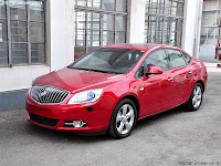2011 Buick Excelle 01 New Buick Excelle Compact Sedan Scooped Totally Undisguised
