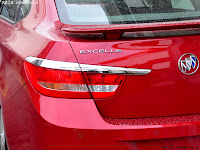 2011 Buick Excelle 04 New Buick Excelle Compact Sedan Scooped Totally Undisguised
