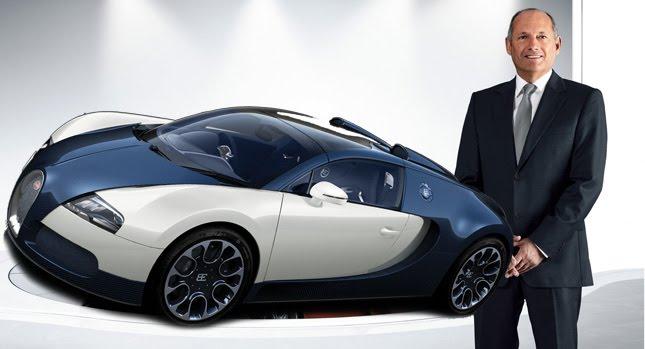 McLaren Boss Veyron McLaren Boss Ron Dennis Vents over Bugattis Veyron, Calls it Pig Ugly and a Piece of Junk