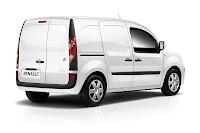 Renault Kangoo ZE 3 Renault Reveals Production Versions of All Electric Fluence Z.E. and Kangoo Van Z.E