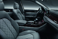 2011 Audi A8 L W12 20 New Audi A8 L with Long Wheelbase and 500HP 6.3 liter W12