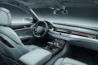 2011 Audi A8 L W12 21 New Audi A8 L with Long Wheelbase and 500HP 6.3 liter W12