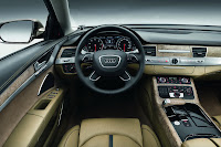 2011 Audi A8 L W12 26 New Audi A8 L with Long Wheelbase and 500HP 6.3 liter W12