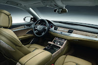2011 Audi A8 L W12 28 New Audi A8 L with Long Wheelbase and 500HP 6.3 liter W12