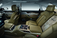 2011 Audi A8 L W12 31 New Audi A8 L with Long Wheelbase and 500HP 6.3 liter W12