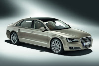 2011 Audi A8 L W12 45 New Audi A8 L with Long Wheelbase and 500HP 6.3 liter W12