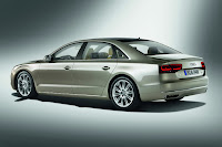 2011 Audi A8 L W12 47 New Audi A8 L with Long Wheelbase and 500HP 6.3 liter W12