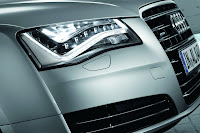 2011 Audi A8 L W12 57 New Audi A8 L with Long Wheelbase and 500HP 6.3 liter W12