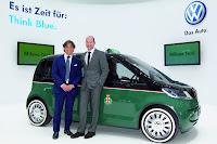 VW Milano Taxi EV 5 Volkswagen Unveils Milano Taxi EV Concept at Hanover Trade Show