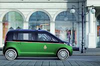 VW Milano Taxi EV 9 Volkswagen Unveils Milano Taxi EV Concept at Hanover Trade Show
