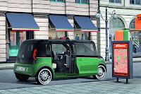 VW Milano Taxi EV 11 Volkswagen Unveils Milano Taxi EV Concept at Hanover Trade Show