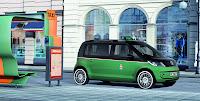 VW Milano Taxi EV 28 Volkswagen Unveils Milano Taxi EV Concept at Hanover Trade Show