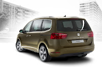 2011 Seat Alhambra MPV 1 New Seat Alhambra MPV: VW Sharans Twin Brother Officially Revealed