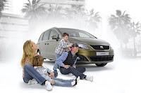 2011 Seat Alhambra MPV 12 New Seat Alhambra MPV: VW Sharans Twin Brother Officially Revealed