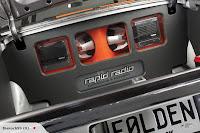 Folden Holden HQ Ford Mustang 14 The Folden: New Zealanders Create Half Holden HQ, Half Ford Mustang Mechanical Frankenstein