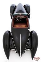 Delahaye Bugnotti Type 57S Roadster 9 Bound for Gotham City: Bugatti and Delahaye Hybrid Bugnotti Type 57S Roadster