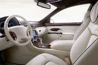 2011 Maybach 2 Beijing Auto Show: Maybachs Face lifted Offerings