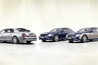 2011 Maybach 5 Beijing Auto Show: Maybachs Face lifted Offerings