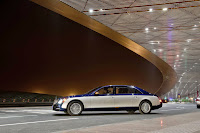 2011 Maybach 28 Beijing Auto Show: Maybachs Face lifted Offerings