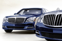 2011 Maybach 29 Beijing Auto Show: Maybachs Face lifted Offerings