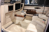 2011 Maybach 24 Beijing Auto Show: Maybachs Face lifted Offerings