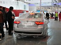 BAW C60 Saab 9 3 6 Chinas BAW Redoes the Saab 9 3: New C60 Sedan Snagged Ahead of Beijing Show