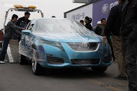 BAW C71 Saab 9 5 17 China Made Saab 9 5 by BAW: First Photos and Video