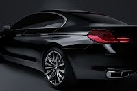 BMW Concept Gran Coupe 9  BMW Gran Coupé Concept Coming with 6 Series Badge in 2012 Photos